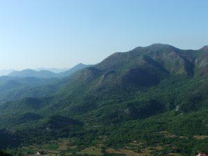 Paysage Monténegro