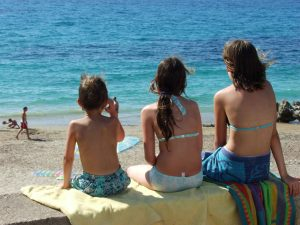 plage Grèce
