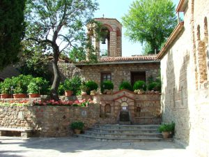 Monastère Météores