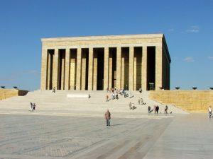 Mausolée Ataturc