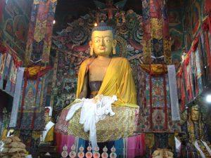 temple bouddhique
