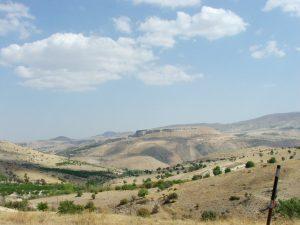 paysage turc