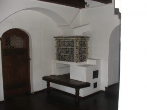 château Roumanie