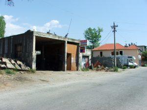 Garage Albanie