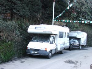 Camping car x 2