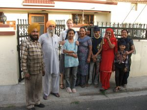 Famille Sikhs