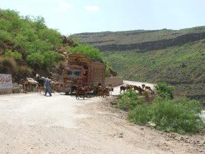 Route Pakistan